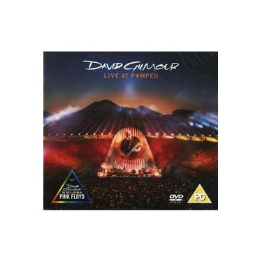 David Gilmour Live At Pompeii - 2 Cds Rock