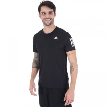 Camiseta adidas Own The Run Response Tee - Masculina adidas Masculino