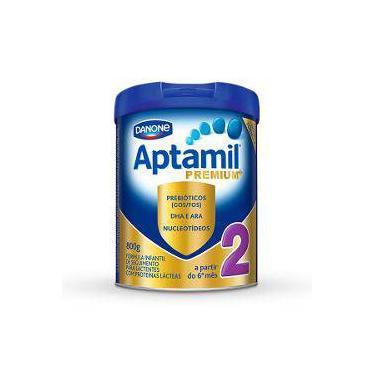Fórmula Infantil Em Pó Aptamil Premium 2 Lata