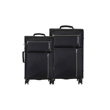 Conjunto de Malas Travel Bags Multilaser 4 Rodas 20 e 24 Polegadas