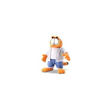 Imagem de Boneco Garfield Grande 33Cm Um Gato Super Macio - Brinquedos