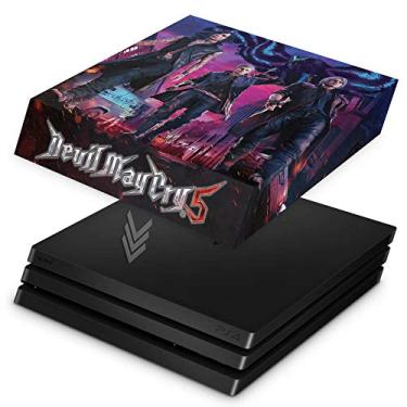 Capa Anti Poeira para PS4 Pro - Devil May Cry 5