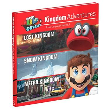 Super Mario Odyssey: Kingdom Adventures, Vol. 3 - Prima Games - 9780744019322