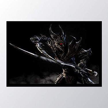 Quadro com moldura The Elder Scrolls V_026