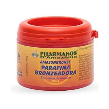 Imagem de Parafina Bronzeadora Pharmakos 80g
