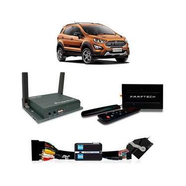 """Desbloqueio De Multimidia com TV Digital 1Seg e Espelhamento Ford EcoSport 2020 Tela de 8"""""""
