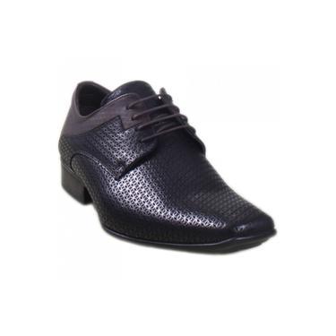 Sapato Mandara Jota Pe Couro 78706