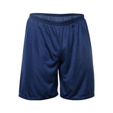 Calção Futebol Kanga Sport - Calção Azul Marinho - GG