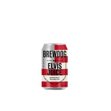 Cerveja Brewdog Elvis Juice IPA Lata 330ml