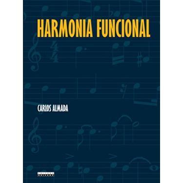 Harmonia Funcional - Carlos Almada - 9788526809697