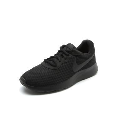 Tênis Nike Sportswear Tanjun Preto Nike Sportswear 812654-001 masculino