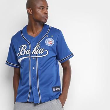 ceeeaca6b3 Camisa Bahia Baseball Masculina - Masculino