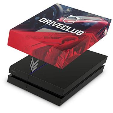 Capa Anti Poeira para PS4 Fat - DriveClub