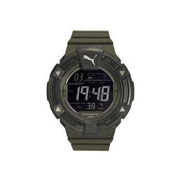 4f31cb5b794 Relógio de Pulso Puma Resistente a àgua