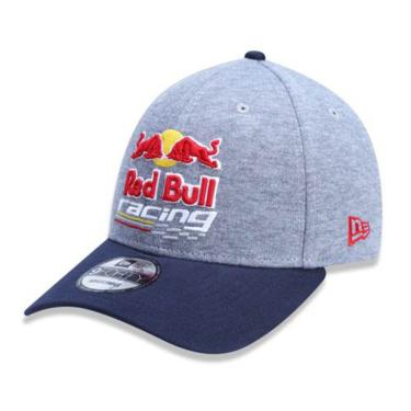 Boné Aba Curva Red Bull Racing BON010 New Era 15bbbadc234