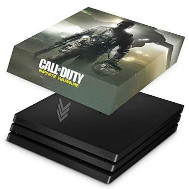 Capa Anti Poeira para PS4 Pro - Call of Duty: Infinite Warfare