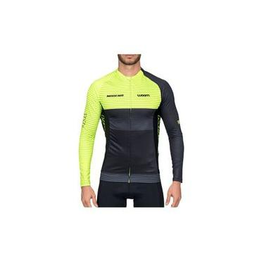 Camisa Ciclismo Woom Supreme ML Modena 2020 Masc