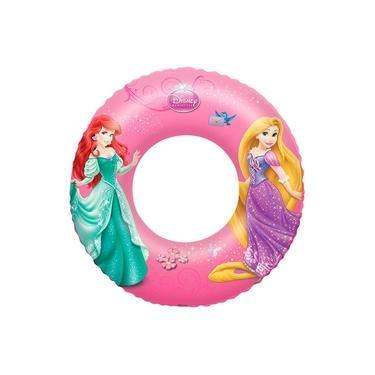 Boia Circular Infantil Princesas - Bestway Mor