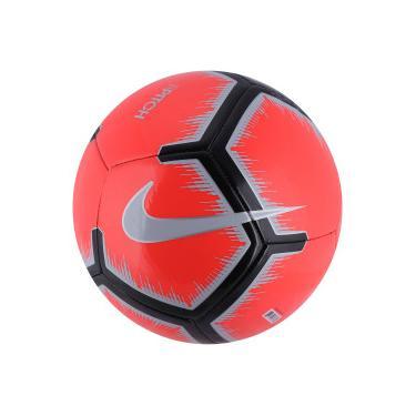 Bola de Futebol de Campo Nike Pitch FA18 - LARANJA ESCURO Nike 499e211e08522
