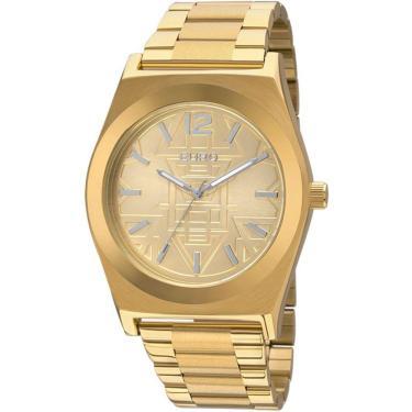 c21acda9984 Relógio Feminino Euro Analógico Dourado - Eu2036jg 4d