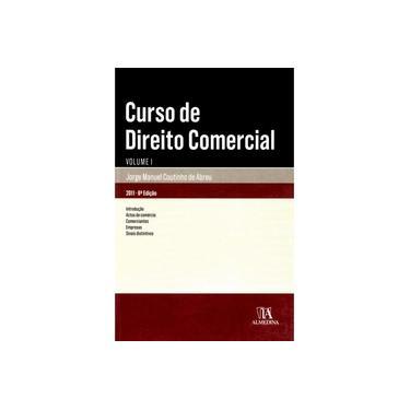 Curso De Direito Comercial: Das Sociedades - Volume 2 - Capa Comum - 9789724047089