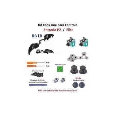 Kit peças Controle Xbox One P2 / Elite