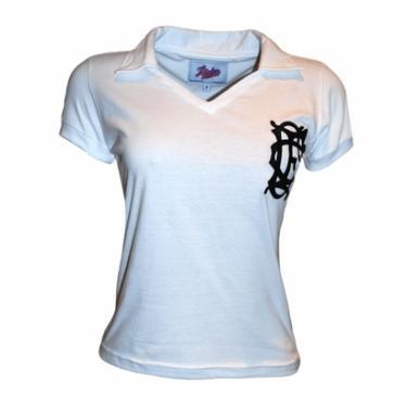 1e8b18639ca0e Camisas de Times de Futebol Casuais Corinthians Feminino