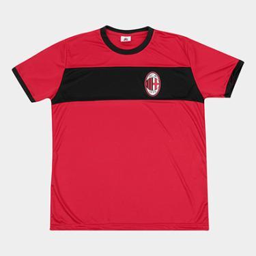 Camisas de Times de Futebol Casuais até R  40 Milan  64686b95e4b54