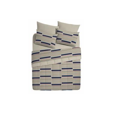 Jogo De Cama Micro Cotton Casal 220x240