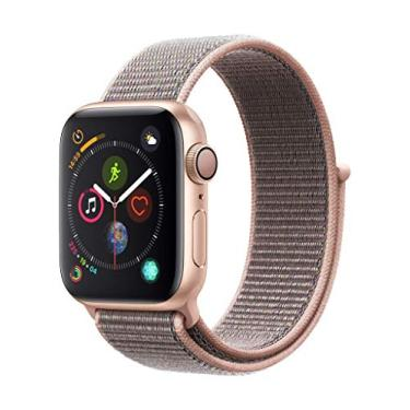 Pulseira Loop Nylon Rosa para Apple Watch Series 1/2/3/4 [42mm 44mm]