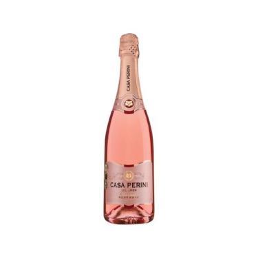 Espumante Rosé Brut Casa Perini Charmat 750ml
