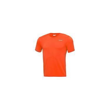 Camiseta Solo Ion UV Masculina Manga Curta Vm Laranja