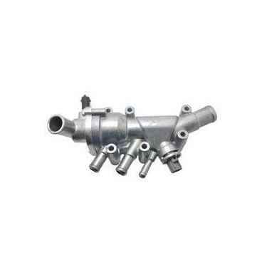 Válvula Termostática Completa Em Metal Ford Focus/Ecosport/Fiesta 1.0 E 1.6 Flex alta durabilidade
