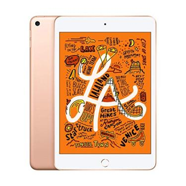 iPad Mini 5 Apple com 64GB, Wi-Fi, Tela 7,9'', Sensor Touch ID, Bluetooth, Câmera iSight 8MP, FaceTime HD e iOS 12 - Dourado