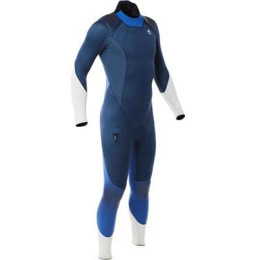Neoprene de mergulho 540 3mm masculino