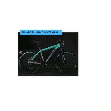 Imagem de Bicicleta aro 29 Elleven Gear 21v 2021 Quadro Cabeamento Interno Cambios e Trocadores Shimano