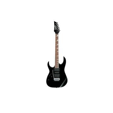 Imagem de Guitarra Ibanez Canhota Grg170dx Lh 2 Humbucker /std-s4 Single Micro Afinação Bkn-preta