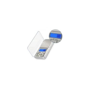 Imagem de Mini Balança Digital Lcd Alta Precisão Portátil Com Bandeja