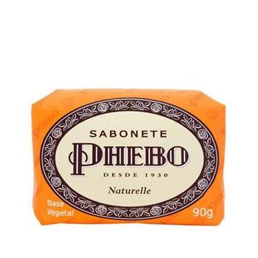 Sabonete Phebo Naturelle 90g