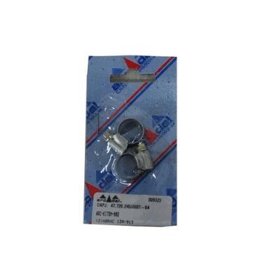 Abraçadeira aço carbono para mangueira de 9 a 13 mm 2 peças - Arcom d7b6d0a3e437