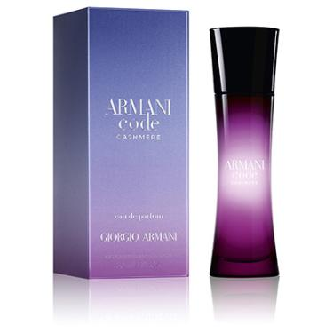 Perfume Armani Code Cashmere Feminino Giorgio Armani EDP 30ml - Feminino 2871047116