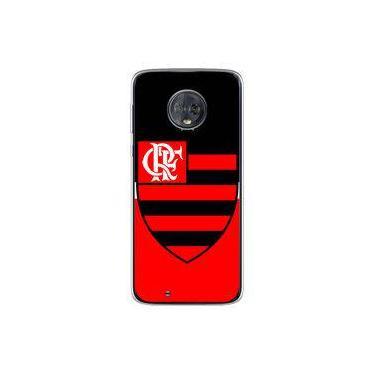 Capa para Moto G6 Plus - Flamengo 2
