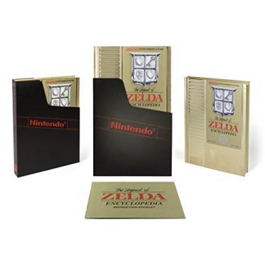 The Legend Of Zelda Encyclopedia Deluxe Edition - Nintendo - 9781506707402