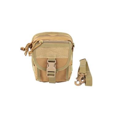 Mochila de esportes ao ar livre, mochila de esportes ao ar livre 1 PCS 8.66 * 5,91 * Bolsa de estilingue esportiva de 2,36 polegadas, para escalada e