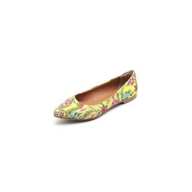 Sapatilha Feminina Bico Fino Top Franca Shoes Primavera