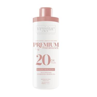 Imagem de Água Oxigenada Premium 20 Volumes 900Ml Veggue