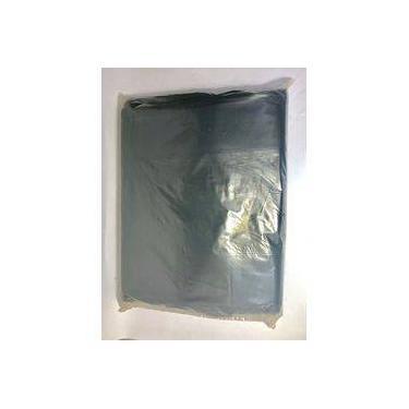Saco De Lixo 300 Litros Extra Reforçado Boca Larga 50 Unidades Preto Cometa
