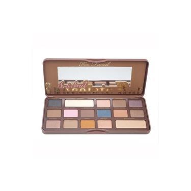 Imagem de Mulheres Maquiagem Sombra Too Chocolate  18 Cores Paleta