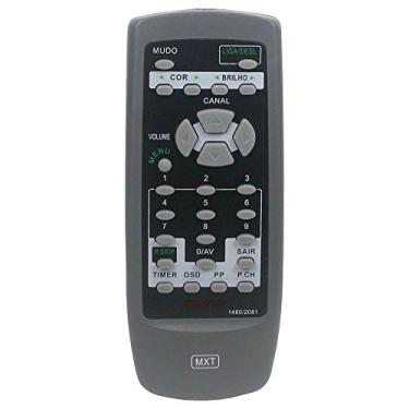 Controle Remoto MXT 0912 para TV CCE 1470 ST-026A