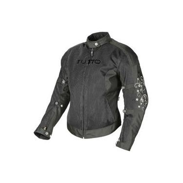 Jaqueta Tutto Moto Victoria Escuro Verão Impermeavel